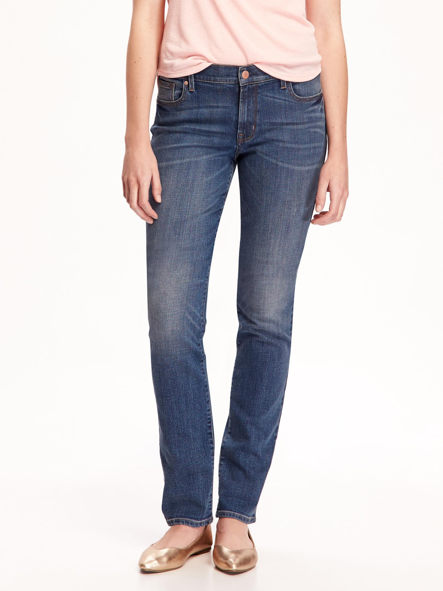 Old Navy Original Straight Jeans for Women