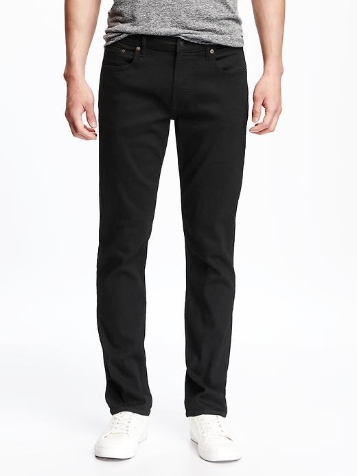 Slim Built-In Flex Max Jeans