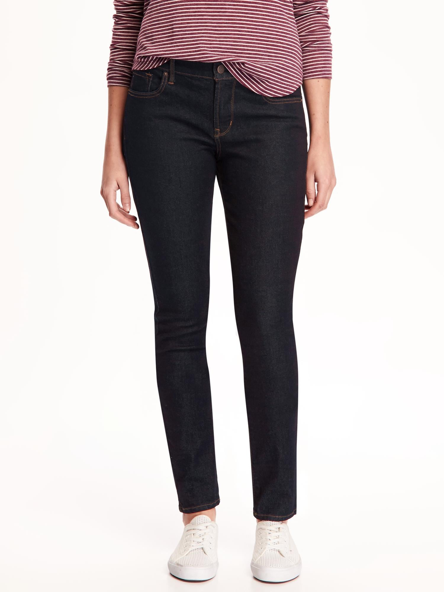 Old Navy Mid-Rise Original Skinny Jeans for Women