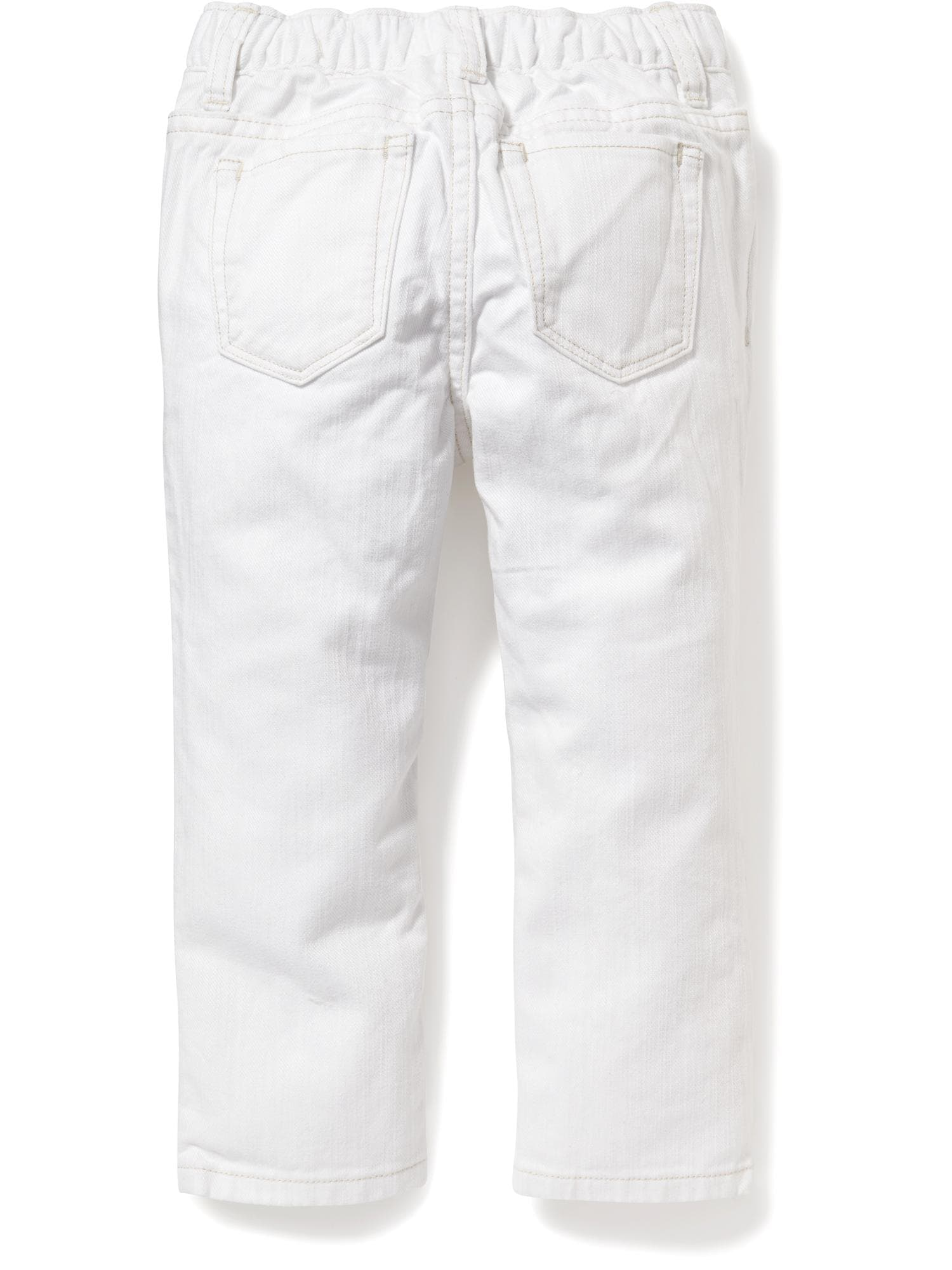 Skinny White Jeans for Toddler | Old Navy