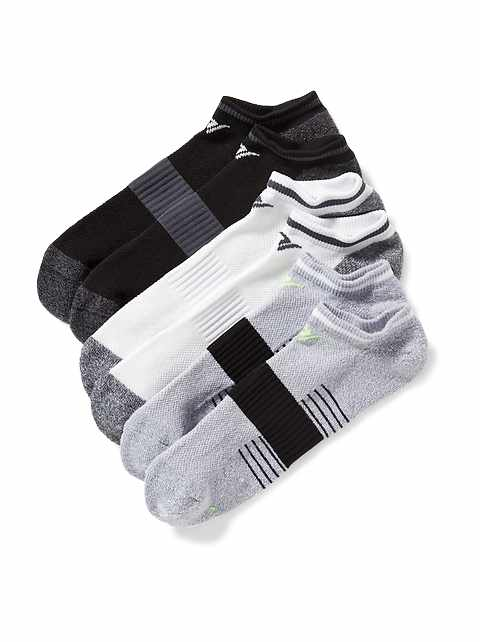 Go-Dry Training Socks 3-Pack for Men