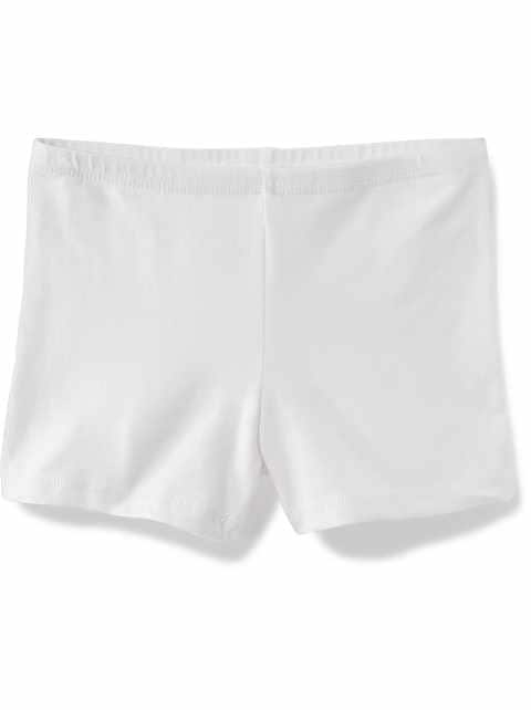 Jersey Stretch Shorts for Girls