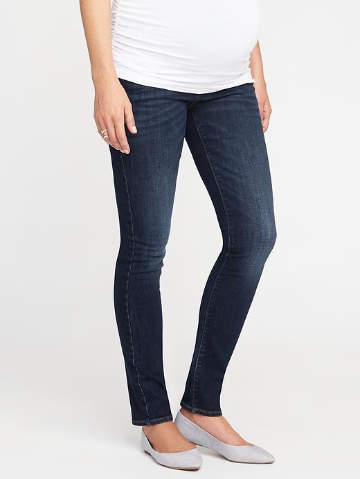 Maternity Full Panel Skinny Jeans