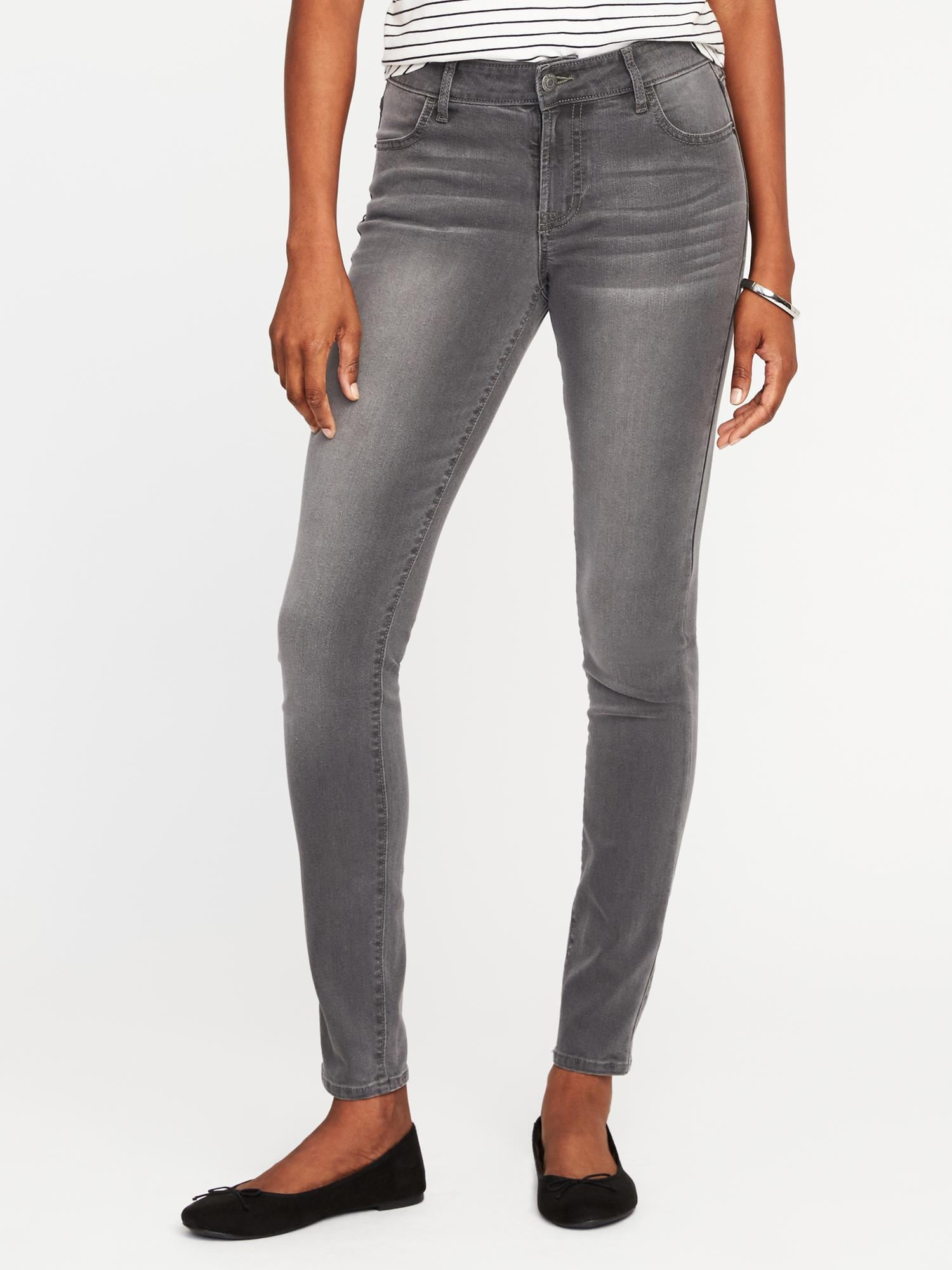 3ce584ad977f4 Mid-Rise Super Skinny Jeans for Women
