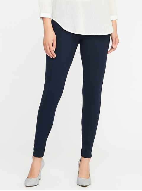 High-Rise Stevie Ponte-Knit Pants for Women