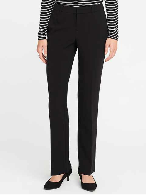 da199f393b4 Mid-Rise Harper Full-Length Pants for Women