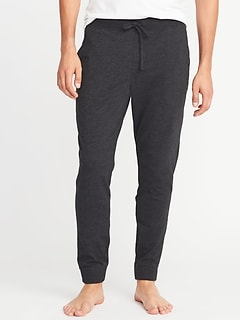 Jersey-Knit Joggers for Men