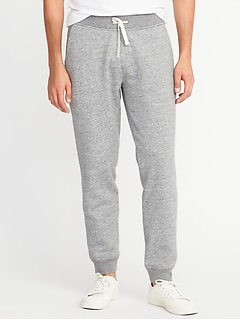 Tapered Street Jogger Sweatpants for Men