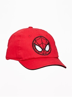 bd5f066c9ec Marvel Comics™ Spider-Man Baseball Cap for Toddler Boys   Baby