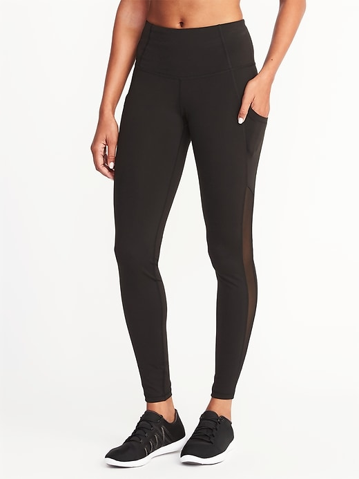 Black Compression Leggings