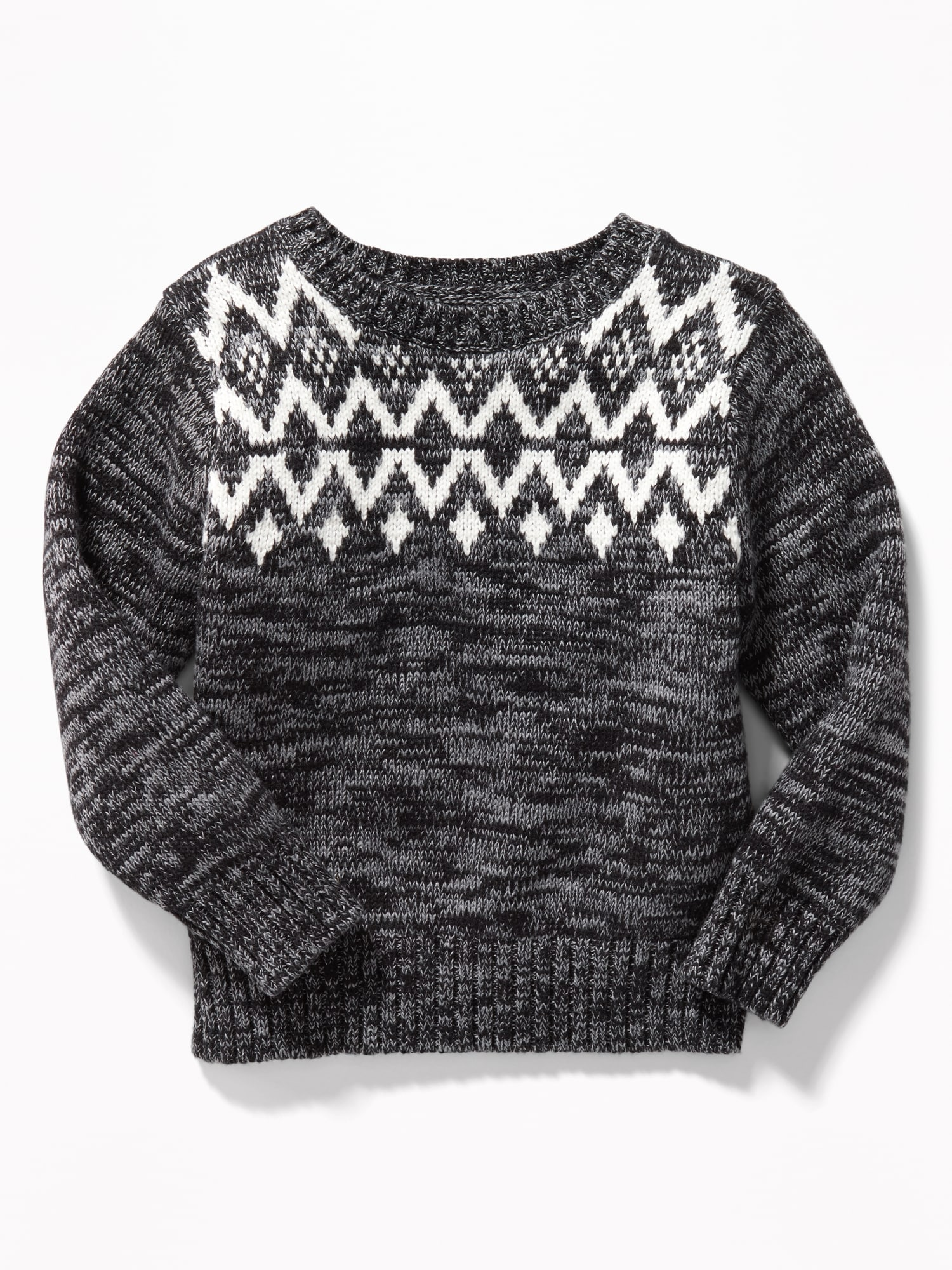 Fair Isle Sweater for Toddler Boys | Old Navy