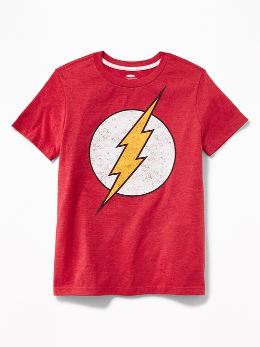 DC Comics&#153 The Flash Tee for Boys