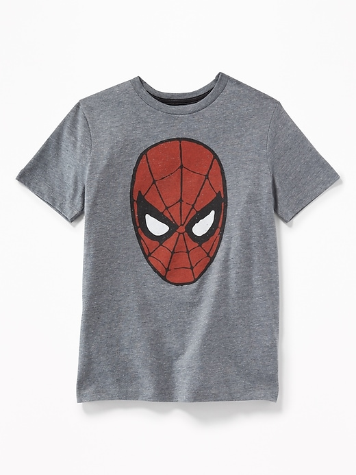 Gender-Neutral Marvel Comics&#153 Spider-Man Tee for Kids