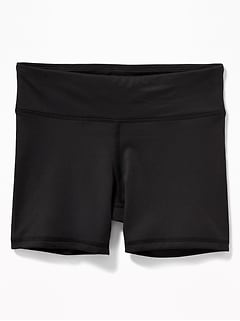 Performance Jersey Shorts for Girls