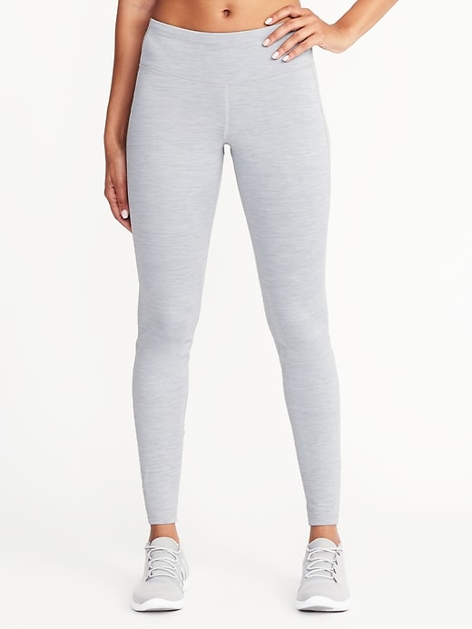 Mid-Rise Run Leggings