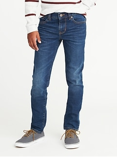 Relaxed Slim Built-In Flex Jeans for Boys