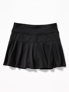 Relaxed Jersey Performance Skort for Girls