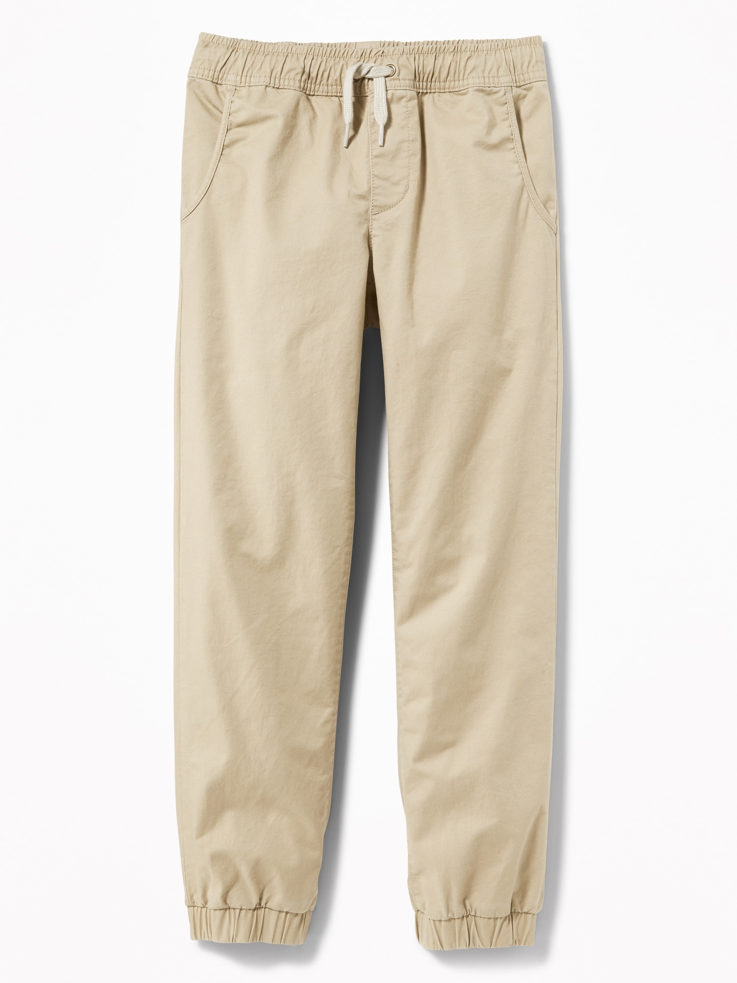 2f5a9131 Built-In Flex Twill Joggers for Boys | Old Navy
