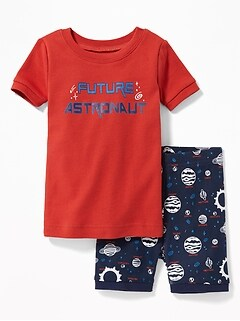 """Future Astronaut"" Sleep Set for Toddler Boys & Baby"