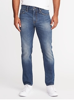 Rigid Slim Jeans for Men