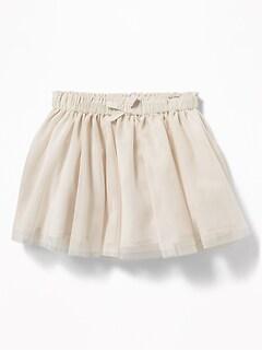 Tulle Tutu Skirt for Toddler Girls