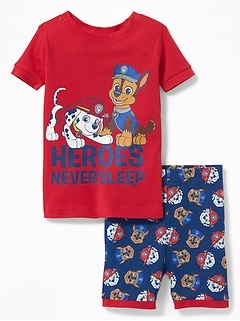 "Paw Patrol&#153 ""Heroes Never Sleep"" Sleep Set for Toddler & Baby"