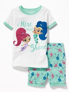 Shimmer and Shine&#153 Sleep Set for Toddler & Baby