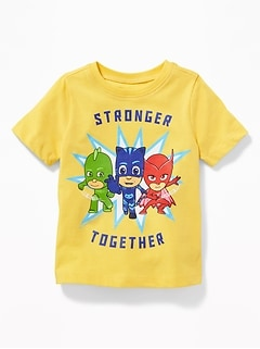 "PJ Masks&#153 ""Stronger Together"" Tee for Toddler Boys"