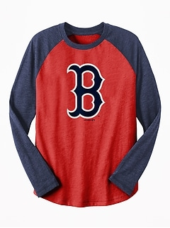 MLB&#174 Team Graphic Raglan Tee for Toddler Boys