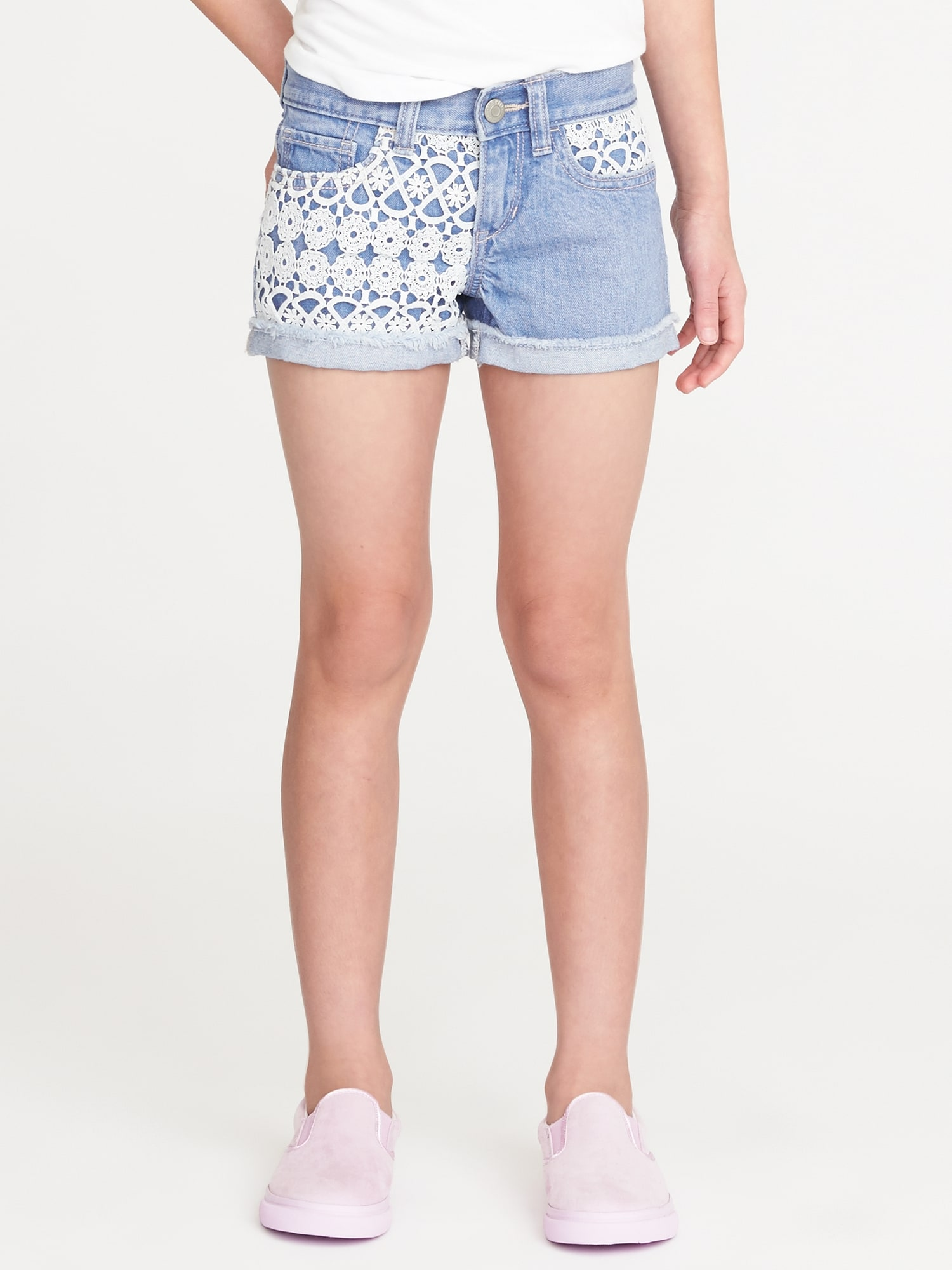 Jean Shorts for Teenagers