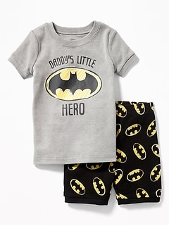 DC Comics&#153 Batman Sleep Set for Toddler & Baby