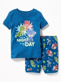 "PJ Masks&#153 ""Into the Night to Save the Day"" Sleep Set for Toddler Boys & Baby"