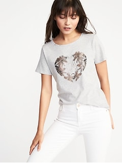 Los Angeles Graphic Tee for Women