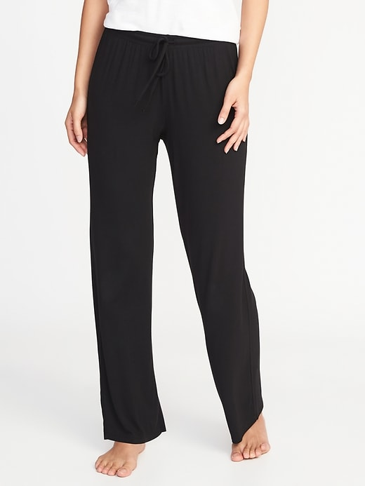 Jersey Knit Lounge Pants For Women by Old Navy