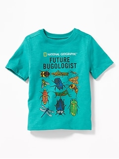 "National Geographic&#153 ""Future Bugologist"" Tee for Toddler Boys"