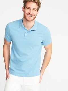 Built-In Flex Moisture-Wicking Pro Polo for Men