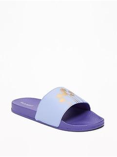 Pool Slide Sandals for Girls