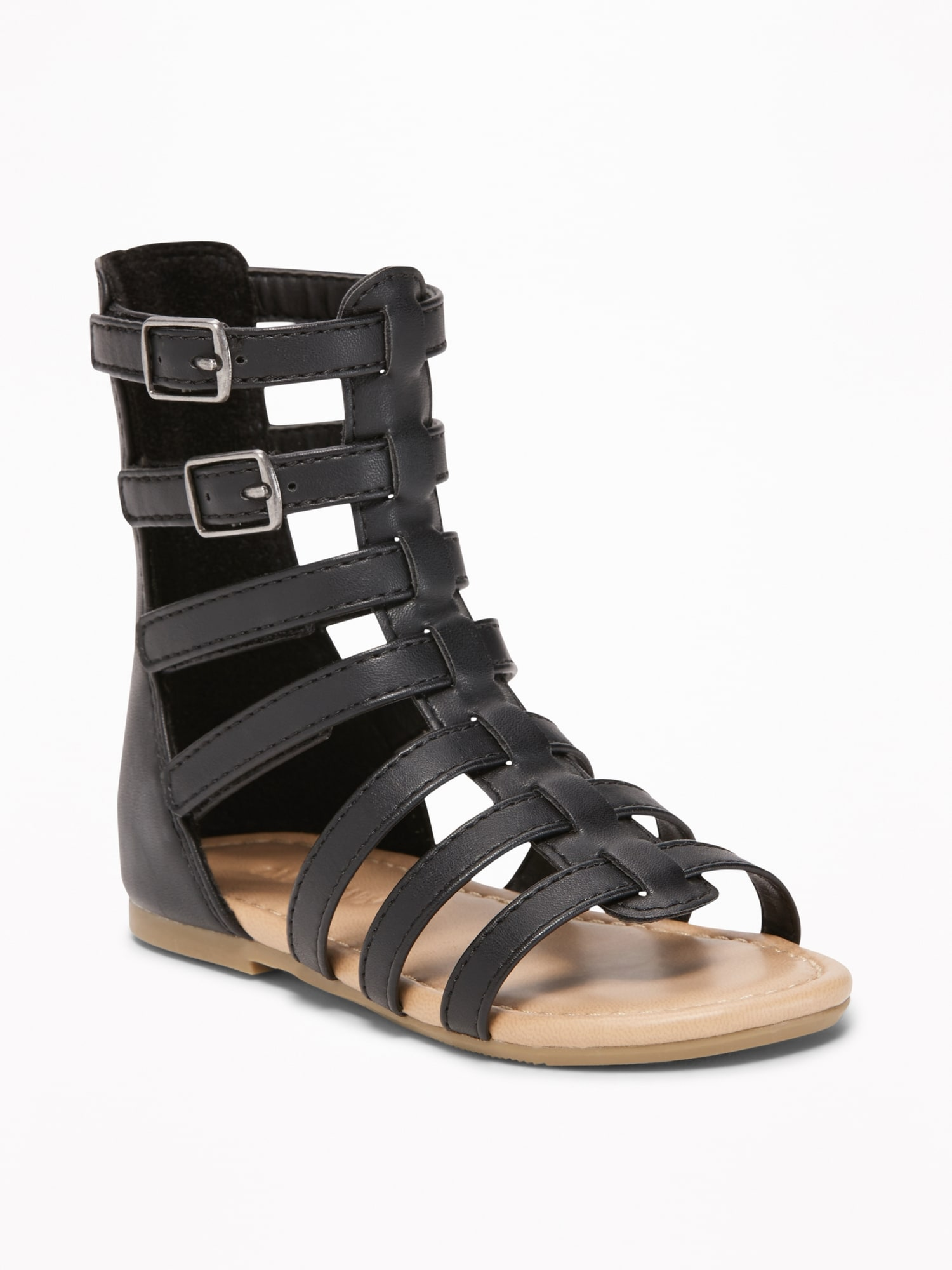 Tall Gladiator Sandals for Toddler Girls & Baby