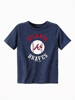 MLB&#174 Logo-Graphic Tee for Toddler Boys