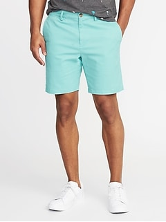 Slim Built-In Flex Ultimate Shorts for Men - 8 inch inseam