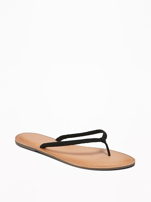Braided Capri Sandals by Old Navy