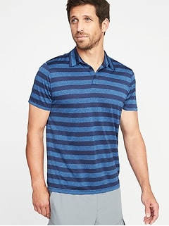 Go-Dry Cool Performance Polo for Men