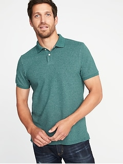 Built-In Flex Pro Polo for Men