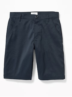 Built-In Flex Uniform Tech Shorts for Boys