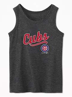 MLB® Team Graphic Tank for Toddler Girls