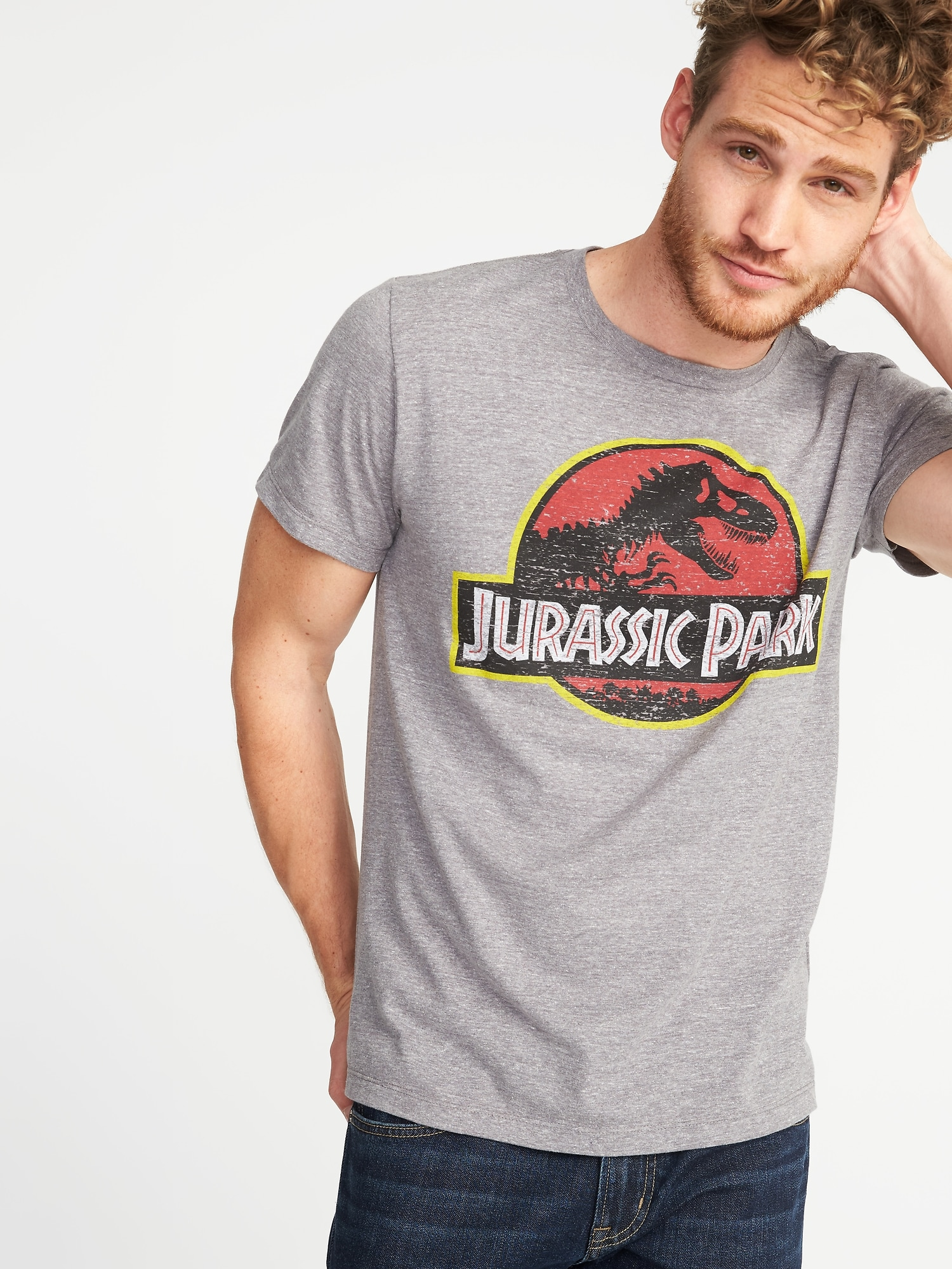 a1b5879f Jurassic Park™ Graphic Tee for Men | Old Navy