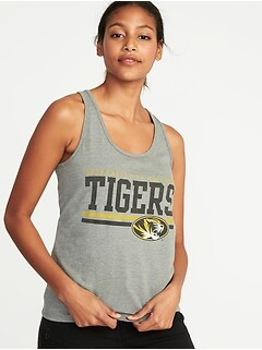 College-Team Mascot Tank for Women