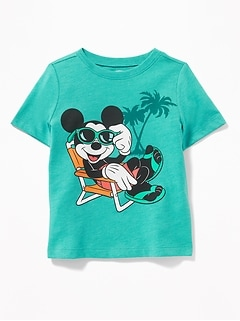 Disney&#169 Mickey Mouse Summer Tee for Toddler Boys