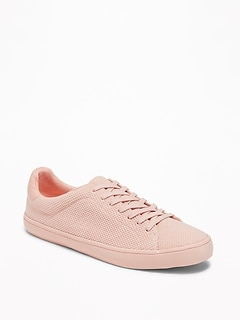 Textured-Knit Sneakers for Women