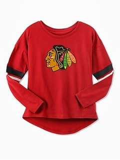 NHL&#174 Team Tee for Girls